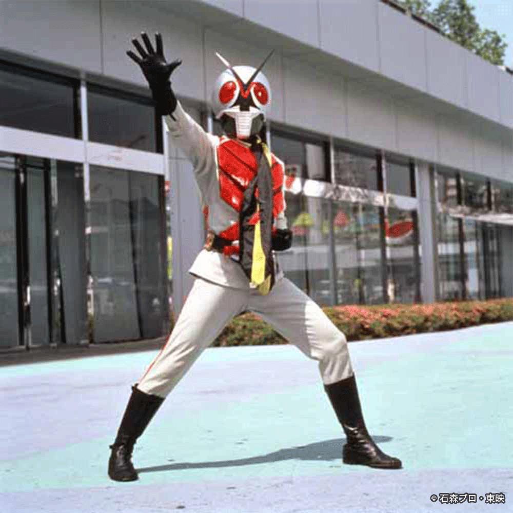 仮面ライダーX | 石森プロ公式ホームページ