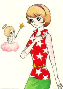 2級天使 キービジュアル